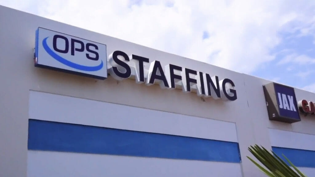 OPS Jacksonville Staffing Office