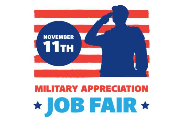 Military Appreciation Job Fair